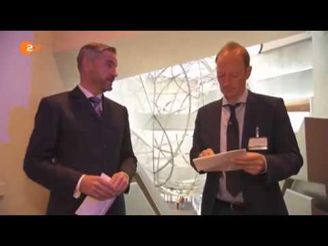 """Wie die Deutsche Bank der """"Heute Show"""" in die Falle ging"""