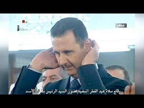 Syria denies claims of rebel attack on Assad motorcade in Damascus