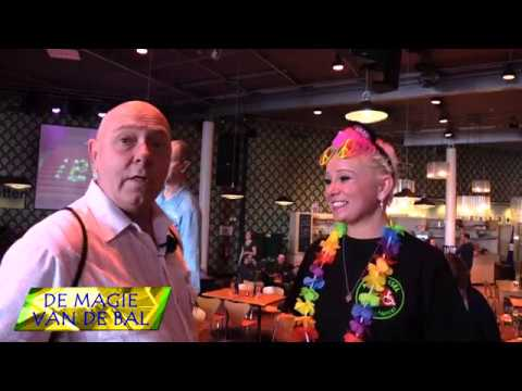 The Hague Disability Darts Invitational - De magie van de bal