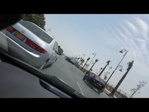 Driving in Morocco (Rabat)