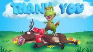 Zoobe дракоша-Про оленя