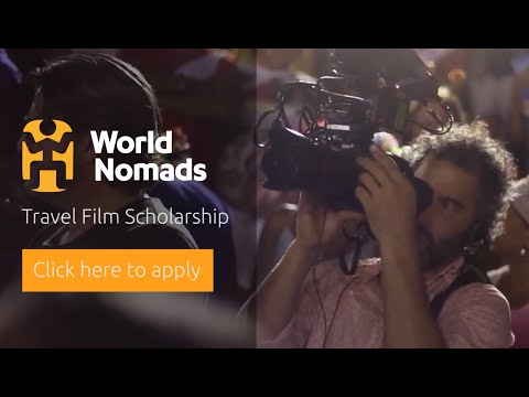Travel Film Scholarship Mexico - Go on assignment to capture Day of the Dead with World Nomads!