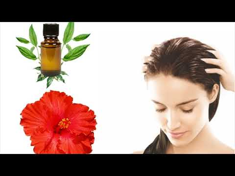 Hibiscus Mask For Hair For Faster Hair Growth- Grow Your Hair Fast