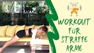 Kurzes Workout für straffe Arme