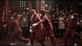 Step Up 2 Deleted Scene - JabbaWockeeZ Full Performance