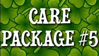 CARE PACKAGE #5 | ST. PATRICK'S DAY