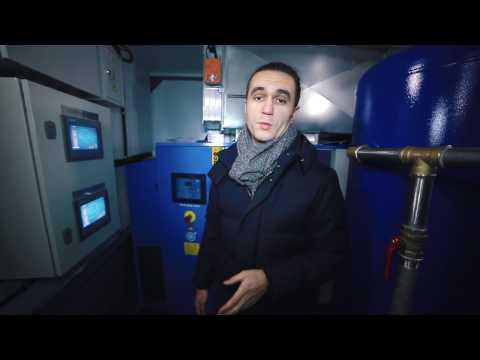 Блочно модульные станции Дженерал Газ
