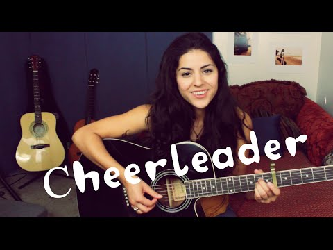 OMI - Cheerleader (Felix Jaehn Remix) Veronica Sixtos ACOUSTIC COVER
