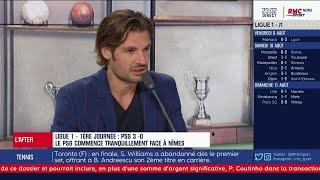 """Ligue 1 - Perrinelle : """"Le PSG a eu Nîmes à l'usure"""""""