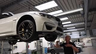 BMW M4 - Technology Workshop