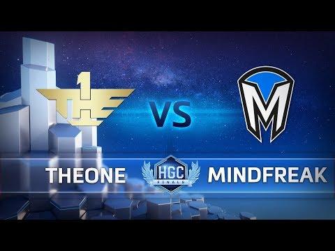 Mindfreak vs TheOne vod
