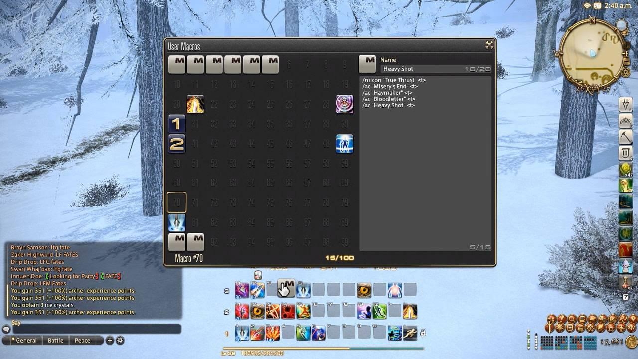final fantasy xiv a realm reborn 2 quick macro tips useful for