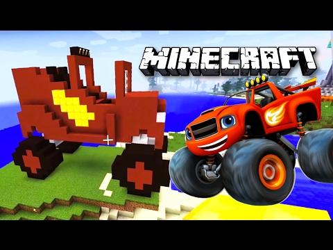 ВСПЫШ СПАСАЕТ БАЗУ ЩЕНЯЧЬЕГО ПАТРУЛЯ В МАЙНКРАФТ - База ГОРИТ. Minecraft #3 Развивающий мультик