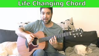 The Life-Changing Chord No One Ever Showed You - Guitar Lesson Tutorial