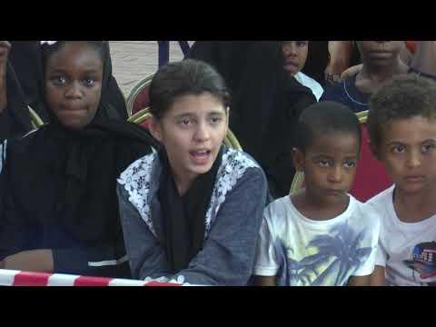 قناة اطفال ومواهب الفضائية مهرجان العودة للمدارس توب سنتر كيلو ٤  اليوم الاول