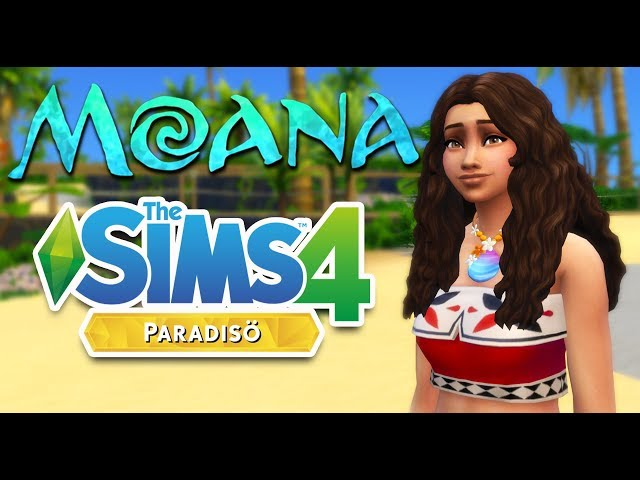 Nytt Liv På En ParadisÖ 🐬🌴 | Sims 4