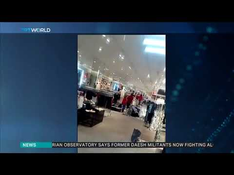 """South African protesters ransack H&M stores over """"racist"""" ad"""