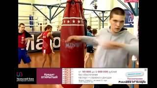 Тайский бокс  Рсский боец Павел Кузнецов