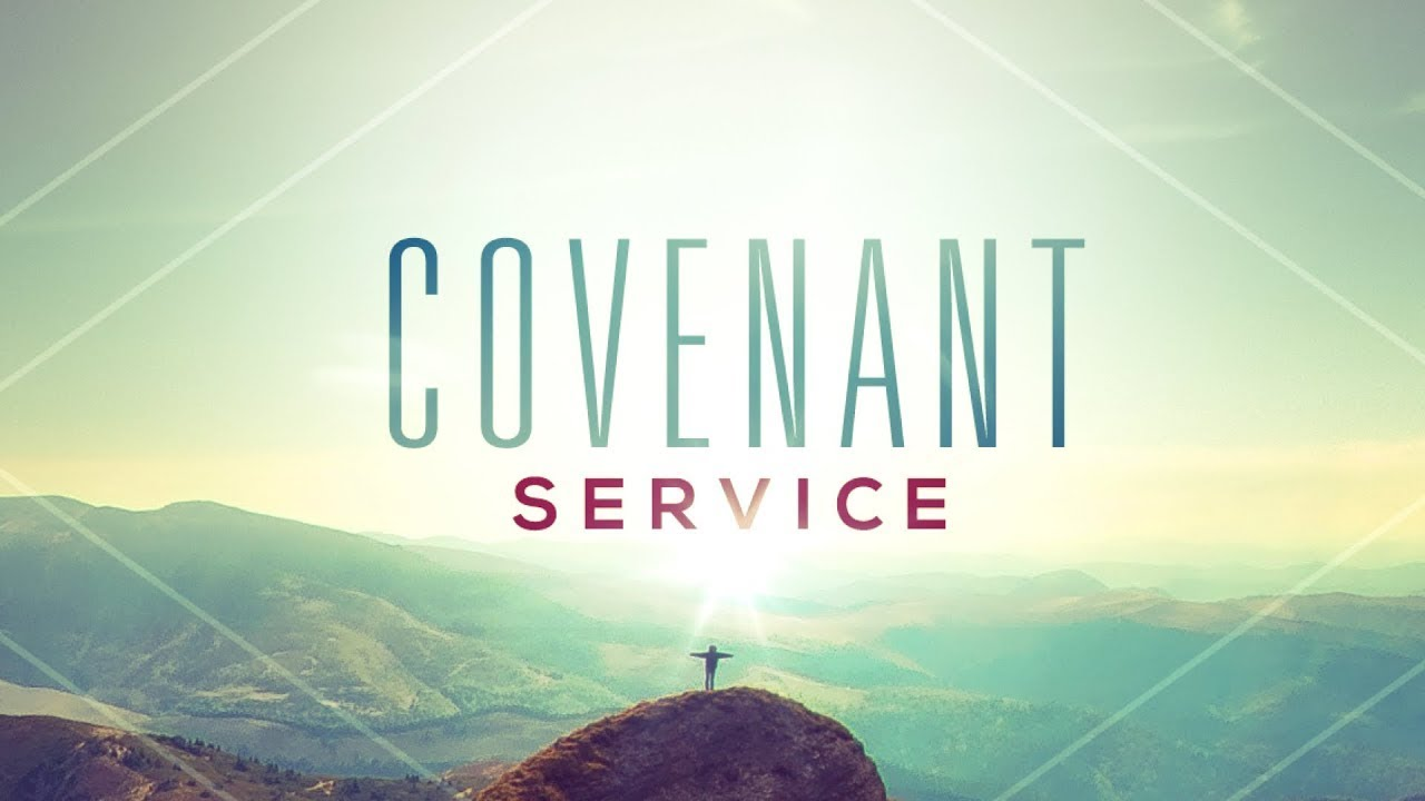 Covenant January 2021