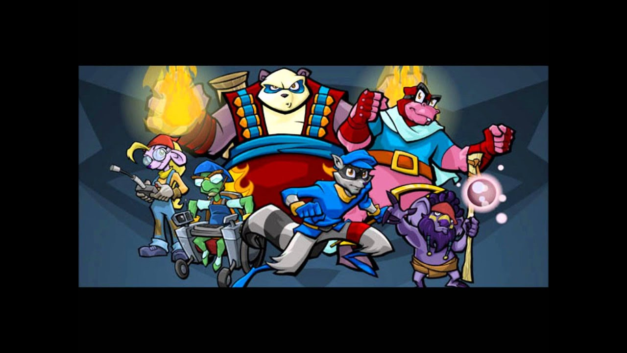 Sly Cooper Thieves In Time OST - 1 - YouTube