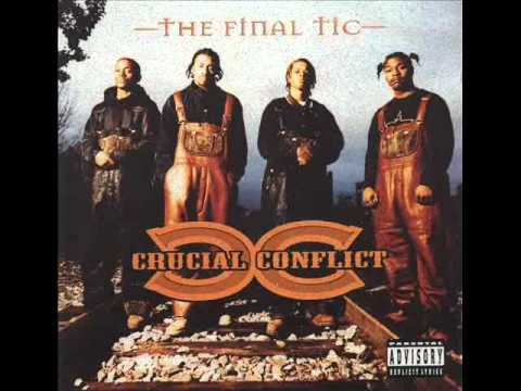 Crucial Conflict - Just Gettin My Money