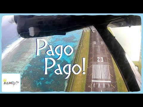 DAY TRIP TO PAGO PAGO | AMERICAN SAMOA | SAMOAN VLOG | Episode 57
