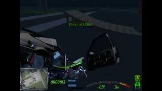 SLRR | Crash test | Toyota ae 86