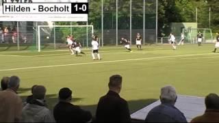 3. Spieltag: VfB 03 Hilden - 1. FC Bocholt 1:1 (1:0)