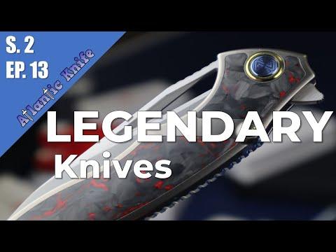 New Knives From Zero Tolerance ZT0308, RIKE & Kershaw | AK Blade S 2 EP  13 - Legendary Knife