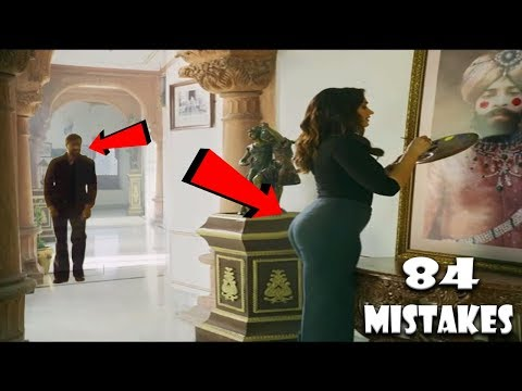 (84 Mistakes) In Baadshaho | Plenty...