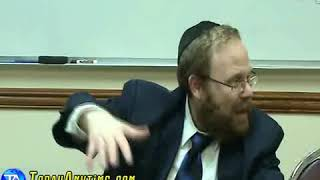 The 7th of the 13 Principles of Rambam  2009-11-09