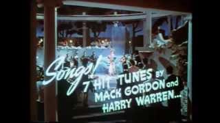 Week End In Havana (Aconteceu Em Havana) 1941 Trailer