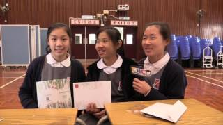 CNCcampusTV 香港四邑商工總會新會商會學校到訪本校