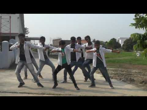 Muse india dance class..