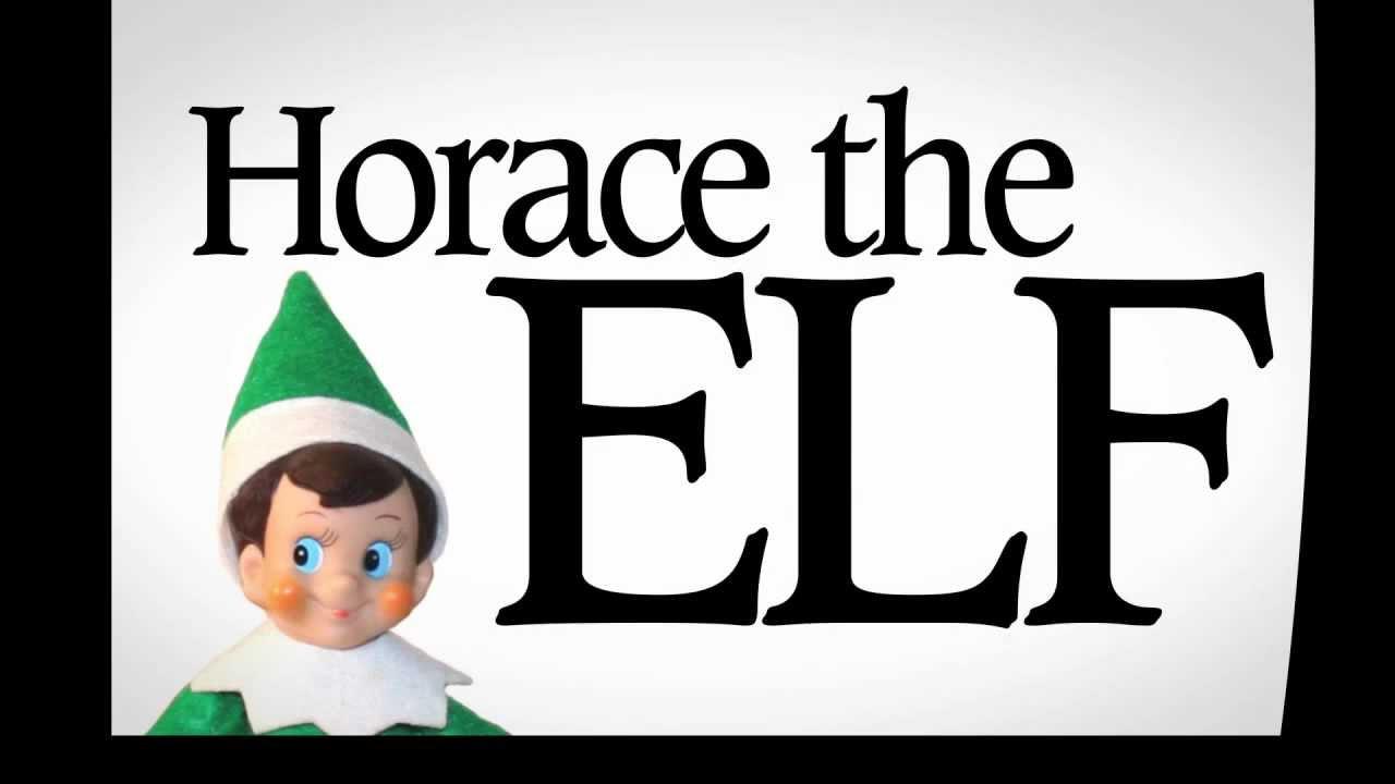 The Carol Of The Elf Off The Shelf Youtube