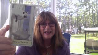 Tarot Reading for the Week of Oct. 4, 2014 With the Cat