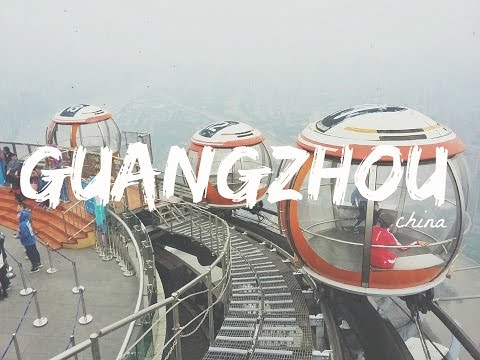Emirates Cabin Crew Travelogue #12: Guangzhou, China