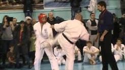Баух Николай бой нокаут!