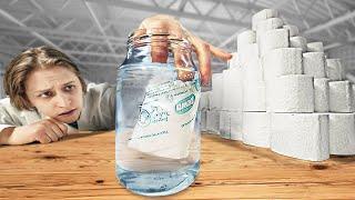 Сколько втулок растворится в 1 литре воды?