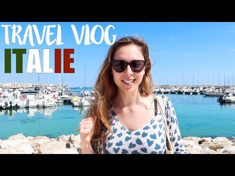 Travel Vlog Italie : la meilleure PIZZA de ma vie !