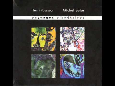 Henri Pousseur - Océan Papouindien