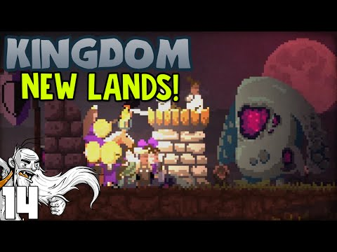 """Kingdom New Lands Gameplay - """"WHERE DID THOSE GUYS COME FROM?!?"""" Ep14 - Let's Play Walkthrough"""