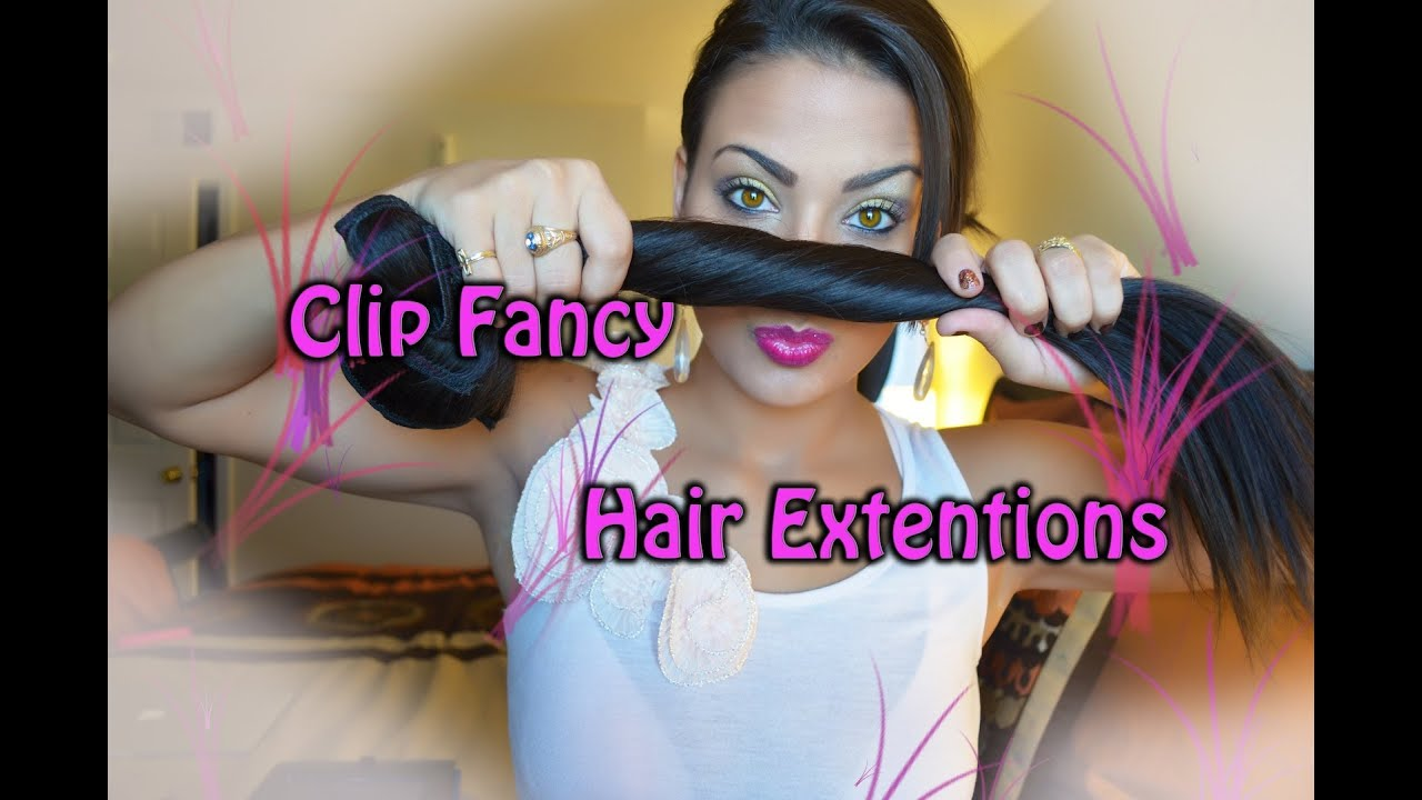 Clip fancy hair extension review youtube clip fancy hair extension review pmusecretfo Images