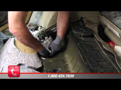 How To Install Fuel Pump Assembly E2465m In A 2005 2007