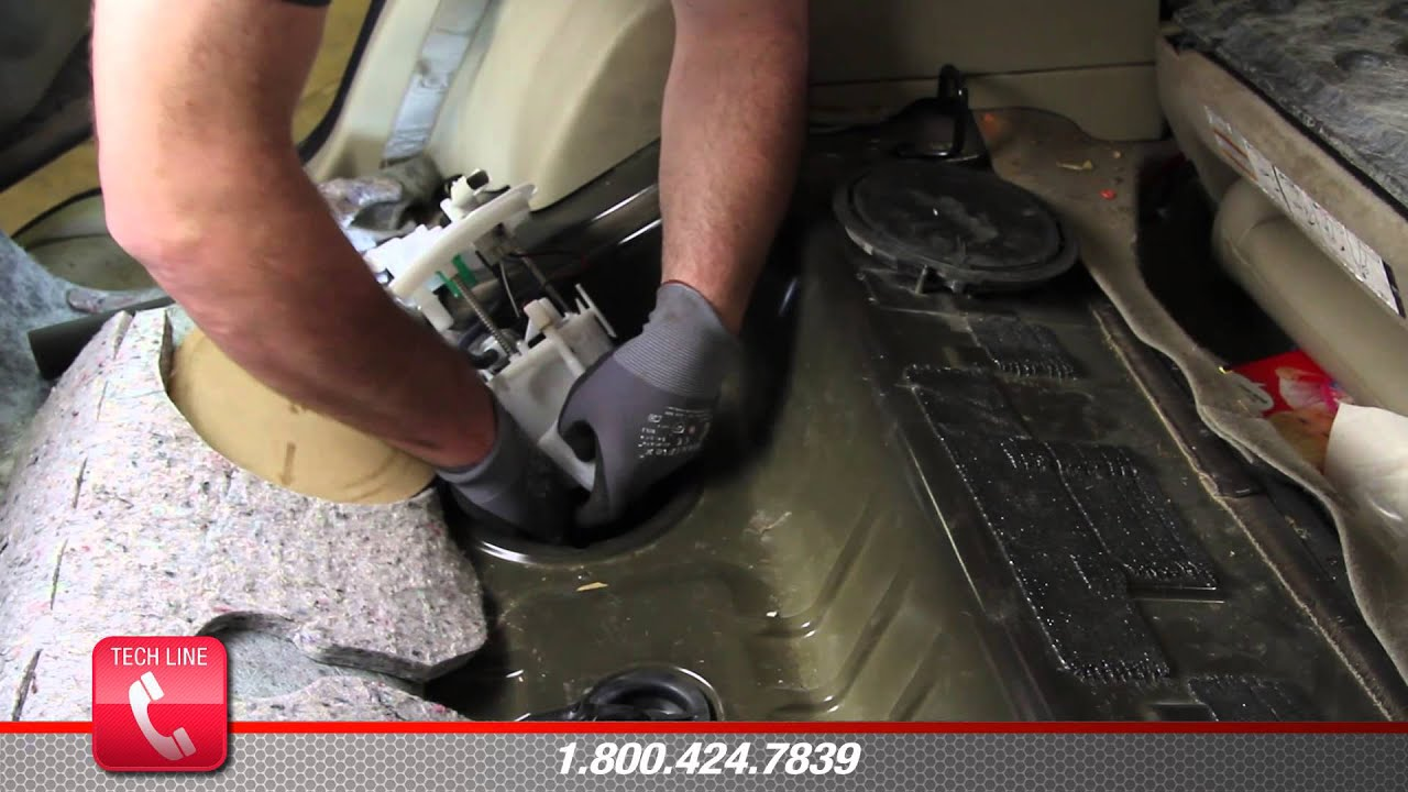 How To Install Fuel Pump Assembly E M In A