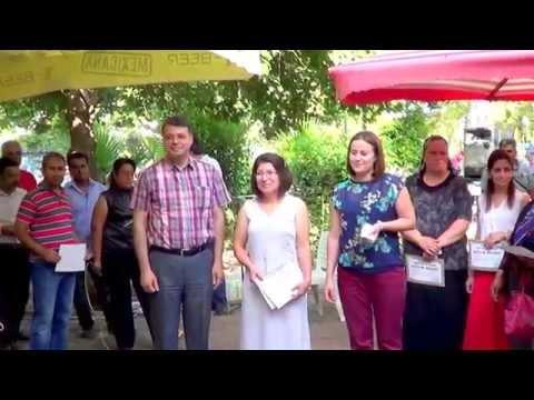 Silifke Kültür Festivali Yoğurt Yarışması 26 06 2014 HD