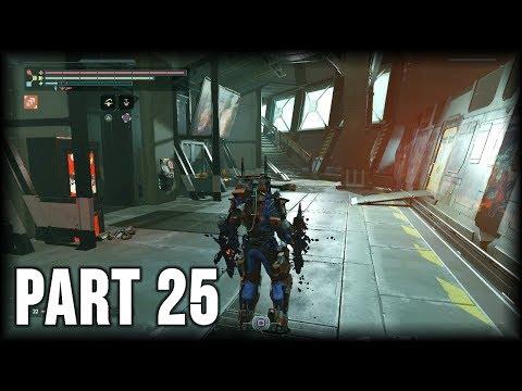 The Surge - 100% Walkthrough Part 25 [PS4] – Central Production B (2nd Visit) [NG++]