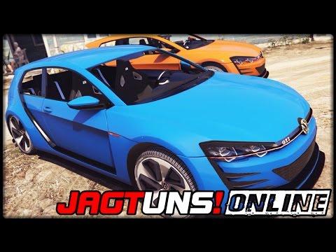 GTA 5 JAGT UNS! #55 | ONLINE | Volkswagen Golf Mk7 GTI - Deutsch - Grand Theft Auto 5 CHASE US