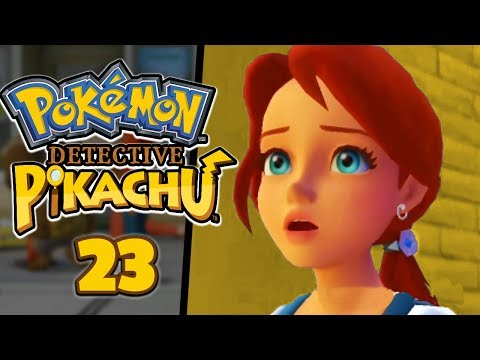 the traitor that secretly started this all  Pokémon: Detective Pikachu Part 23
