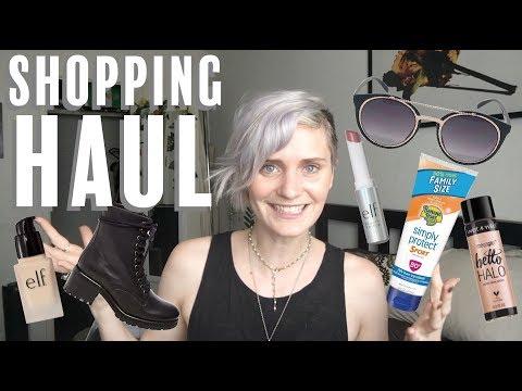 Shopping Haul | Makeup, Accessories & Summer Prep